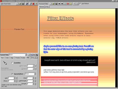 Het gebruik van filters is nog geen standaard, maar het levert fantastische resultaten op.
