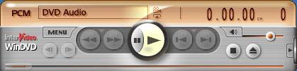 Intervideo's Windvd zorgt in samenwerking met Creative LAbs dat u behalve van de audio ook van de video op uw dvd-audio kunt genieten.