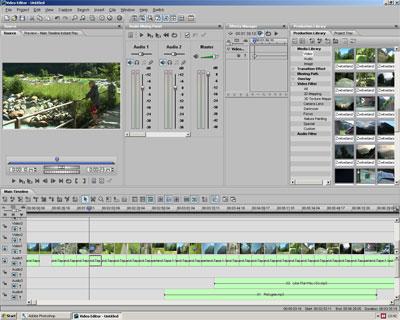Ulead Media Studio Pro is een goede sub-topper.