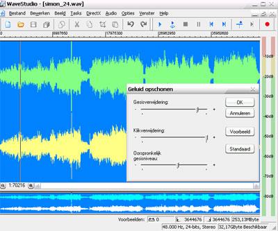 Met de meeste gratis of lite audio-programma's kunt u muziek opnemen en exporteren.