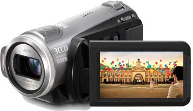 Panasonic hd camera