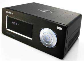 Alle denkbare hd-videobestanden kunnen met deze TVIX m6500 hdmediacenter worden afgespeeld.