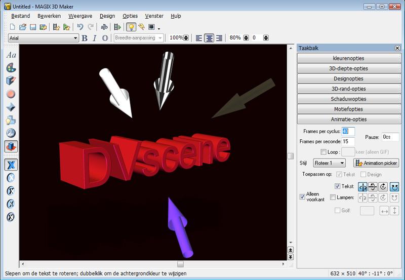magix-3d-maker-overview-dvscene