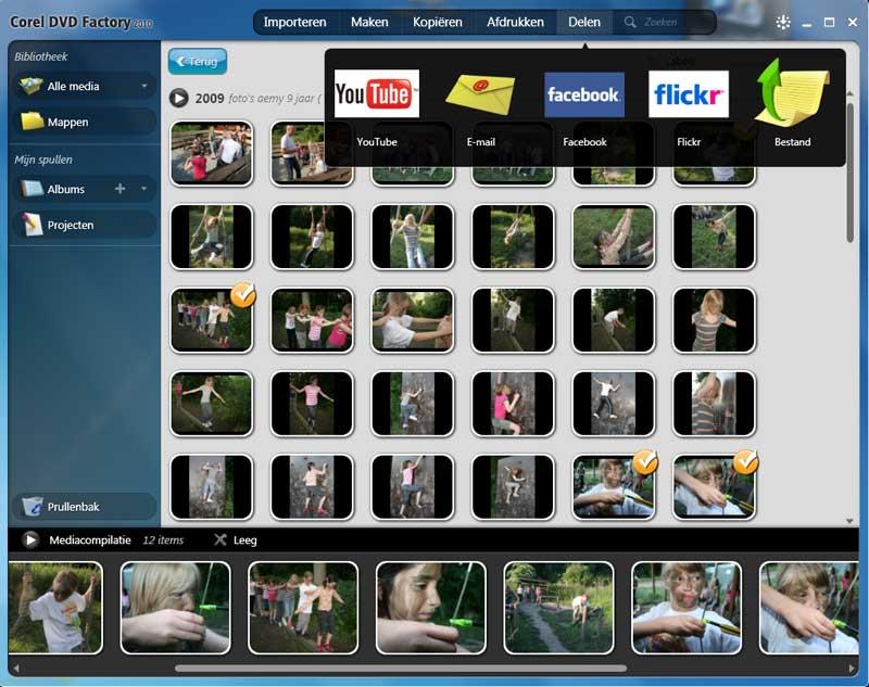 corel-digital-studio-2010-dvd-factory-delen