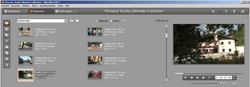 pinnacle-studio-14-scrollbar