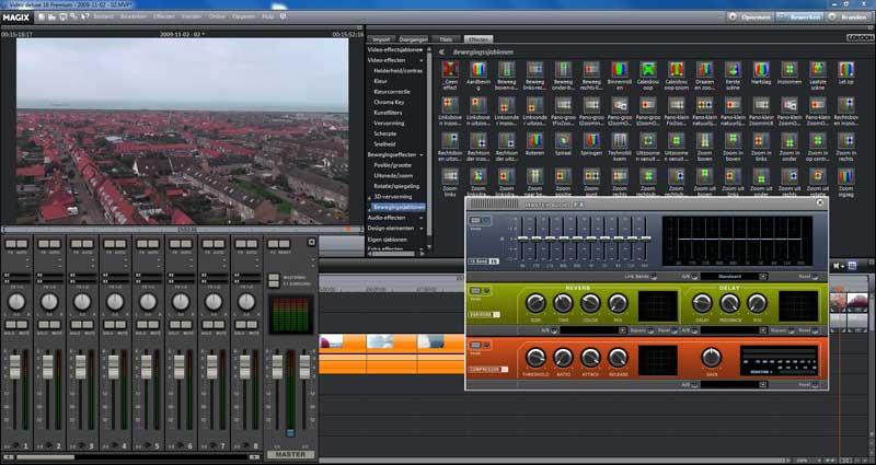 3-keer-videobewerking-Magix-video-deluxe-16-ruimtetekort