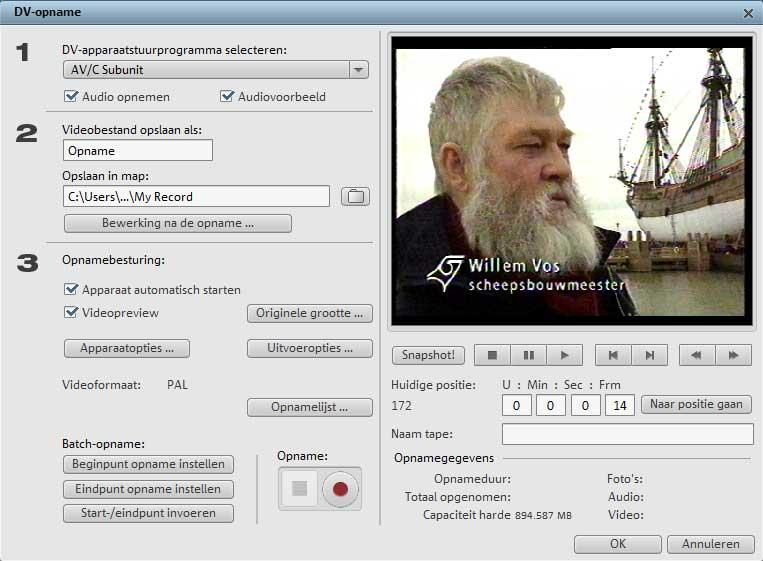 importeren-en-organiseren-magix-analoog-capture-dvbox
