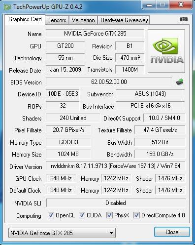 gpu-versnelling-gpu-z-nvidia-gtx-285