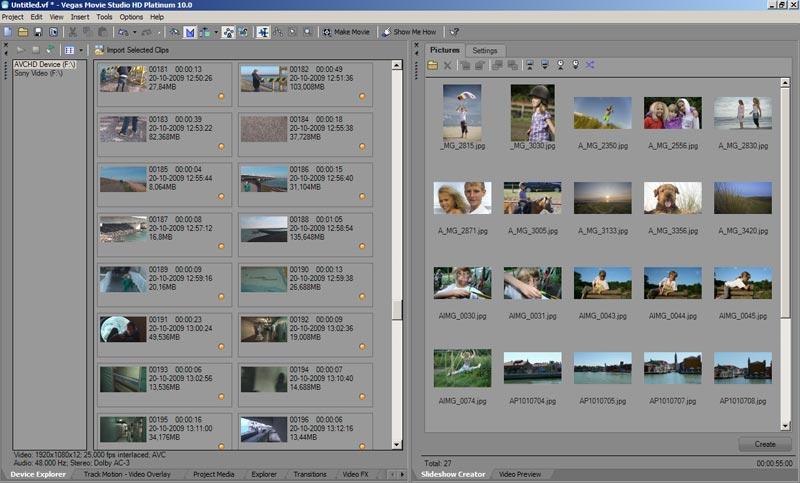 vegas-movie-studio-hd-platinum-10-slideshow-device-explorer