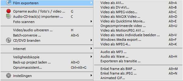 wie-van-de-drie-deel-3-magix-bestand-exporteren-menu