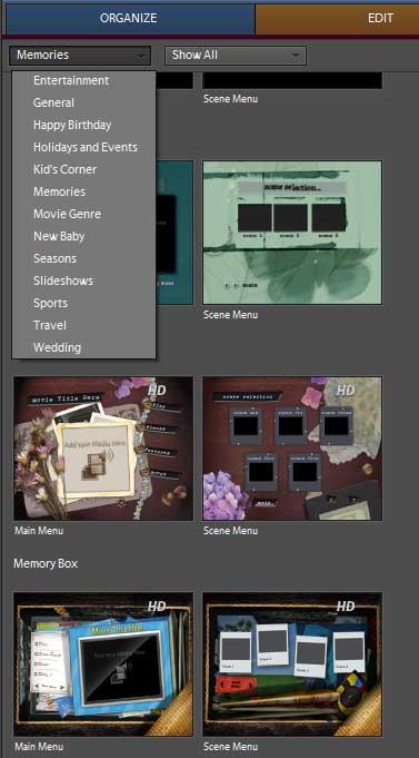 wie-van-de-drie-deel-3-premiere-elements-dvd-menu