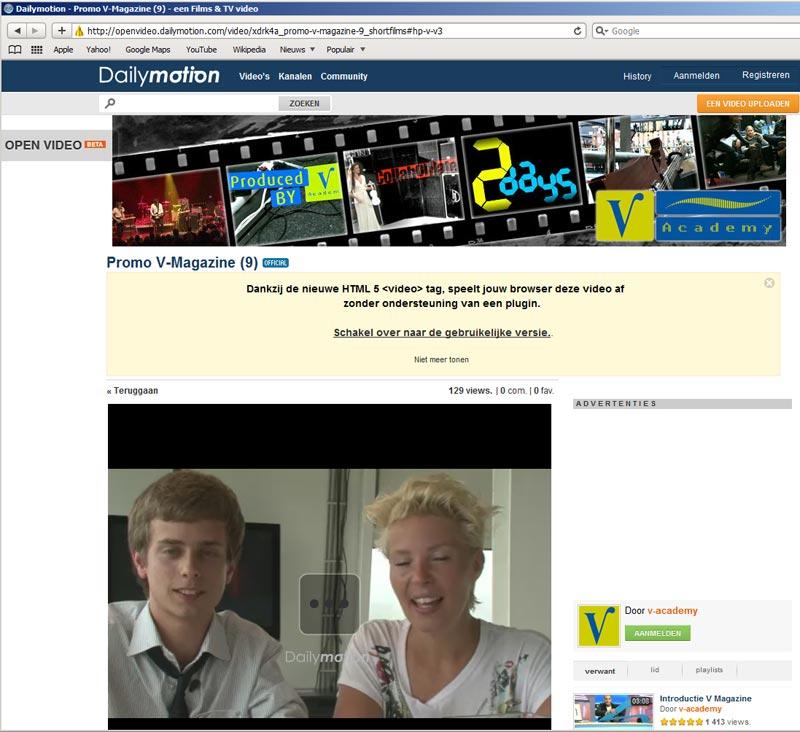 webvideo-formaatoorlog-safari-dailymotion