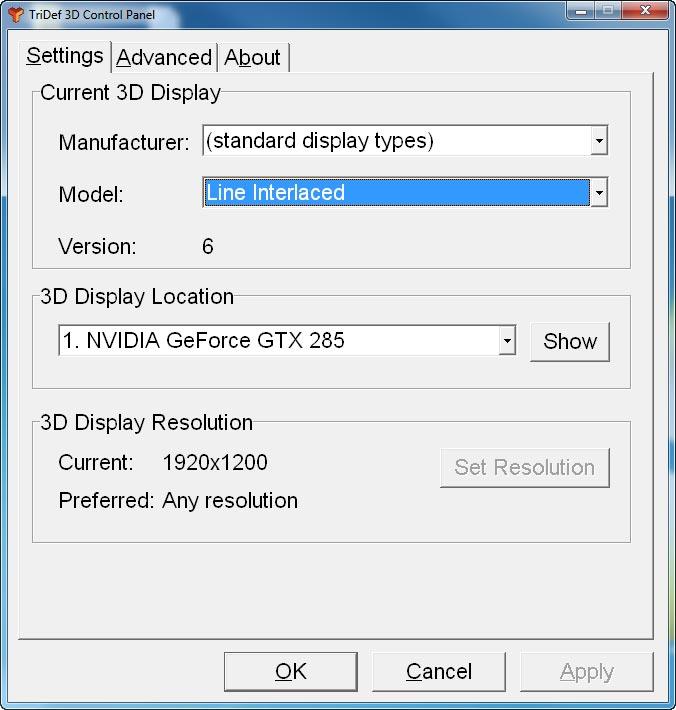 3d-tridef-configuratie