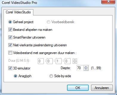 corel-videostudiopro-x4-3d-export-opties