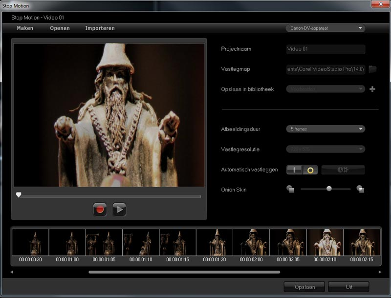 corel-videostudiopro-x4-stopmotion