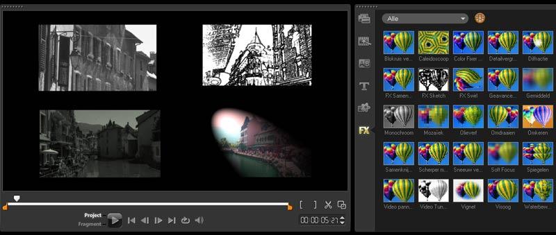 Corel-videostudio-pro-x5-prestatie-effecten