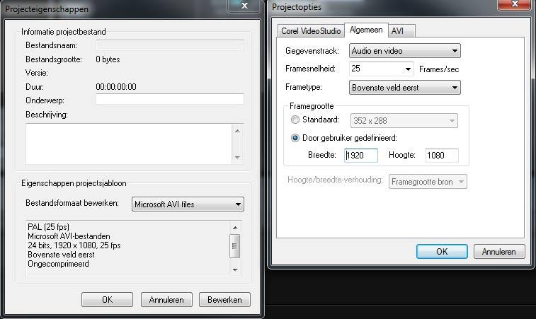 Corel-videostudio-pro-x5-project-starten