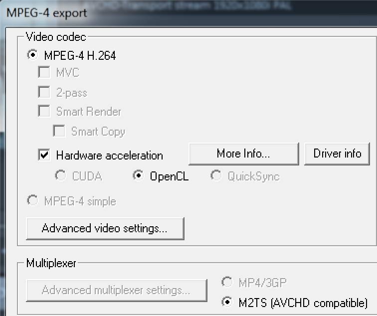 Magix-Video-Pro-X4-export