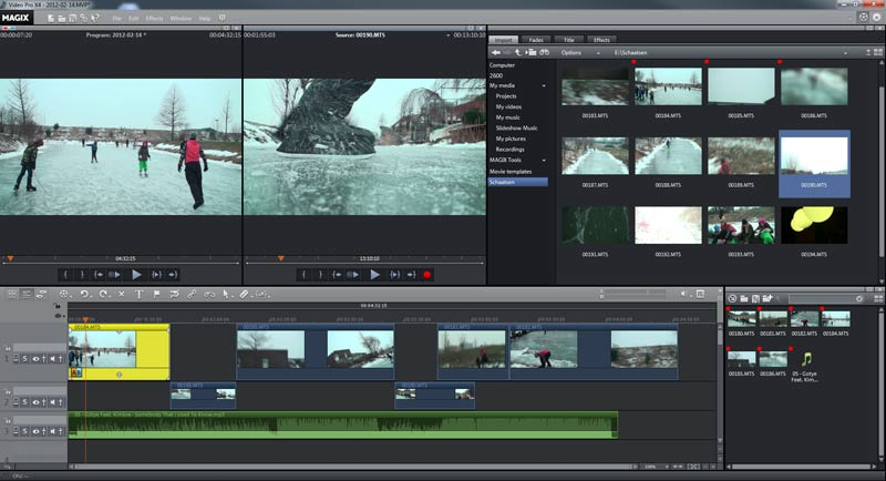 Magix-Video-Pro-X4-overview