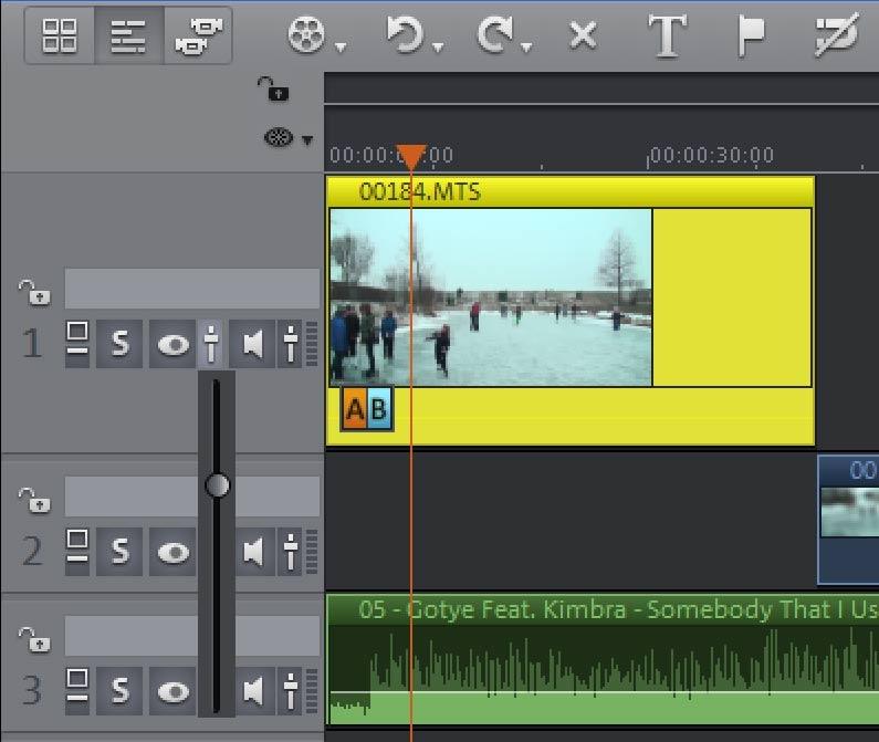 Magix-Video-Pro-X4-tijdlijn