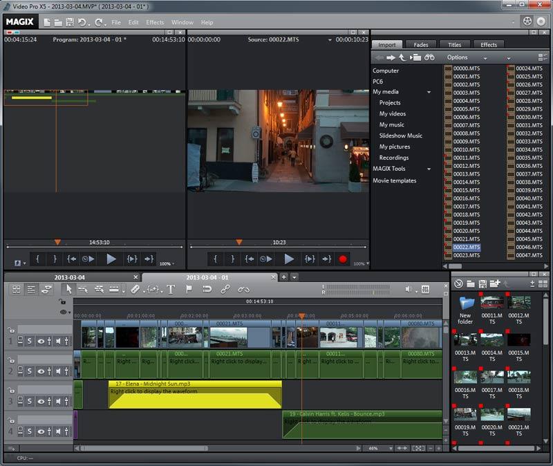 Magix-Video-Pro-X5