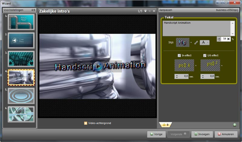 corel-video-studio-x6-prodad-handscript-animation