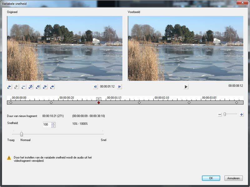 corel-video-studio-x6-variabelesnelheid