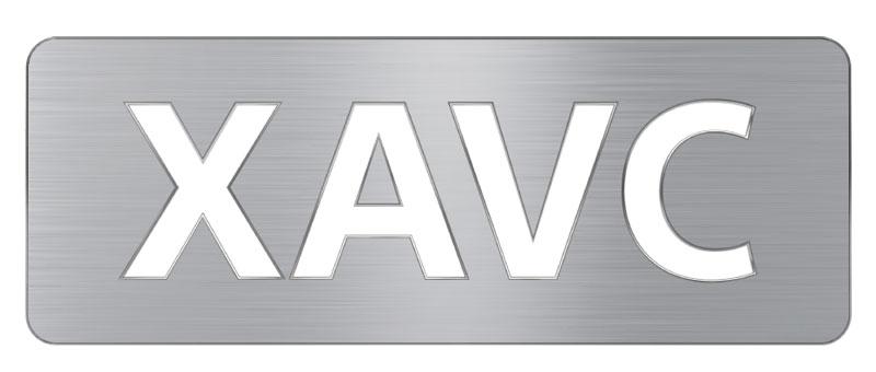 SonyPro XAVC Logo