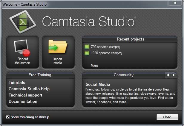 camtasia-studio-1--startvenster