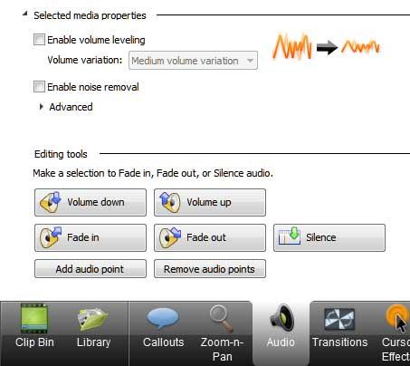 camtasia-studio-audio-paneel