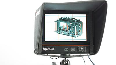 dslr-monitoren-aputure-vs3-zonnekap