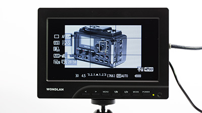 dslr-monitoren-wondlan-701a-menu-camera