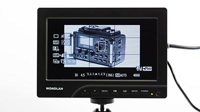 dslr-monitoren-wondlan-701a-menu-camera